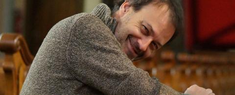 Laurent Stewart speelt Louis Couperin