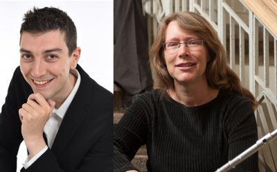 Nicole Schmaloer en Gijs Boelen