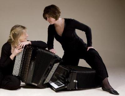 Duo TOEAC accordeon