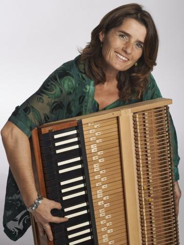 Ursula Dütschler, klavecimbel