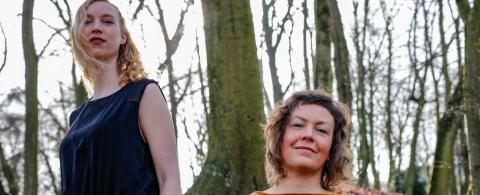 Deborah Cachet & Sofie vanden Eynde
